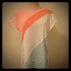 Tops - Short-sleeve Blouse